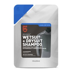 GearAid Revivex Wetsuit+Drysuit Shampoo 10oz Gear Aid Repair Equipement