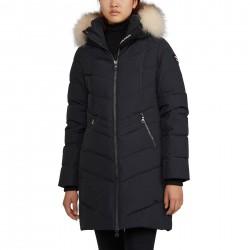 Pajar January Ladies Black/Crystal Puffer Pajar Jackets & Vests