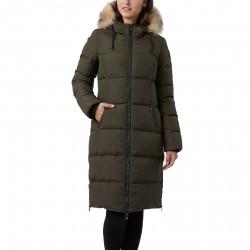 Pajar Jayde Long Puffer Military Crystal For Womens Pajar Jackets & Vests