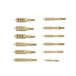 Tipton 12 piece Brass Jag Kit