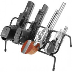 Lockdown Handgun Rack 4 guns