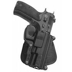 Fobus paddle holster for CZ 75