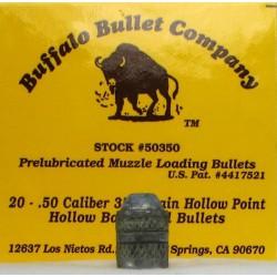 Buffalo Bullet Cal .50...