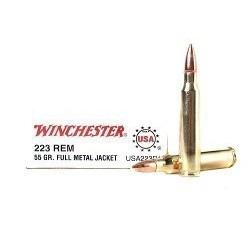 Winchester USA 223 Rem 55...