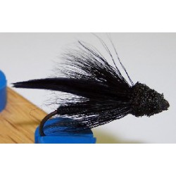 Muddler Minnow Black Cricket