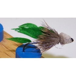 Muddler Minnow Green