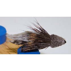 Muddler Minnow naturelle