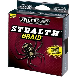 Spider Wire Stealth Braid...