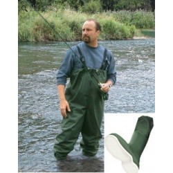 Bell Chest Wader w Felt Sole