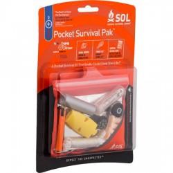 AMK Pocket Survival Kit SOL Survive Outdoors Longer Accessories