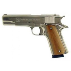 RIA 1911 GI Nickel 45 ACP