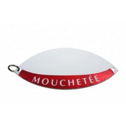 Ma-Jik Mouchetée no 1 Blanc...