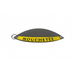 Ma-Jik Mouchetée no 3 Noir...