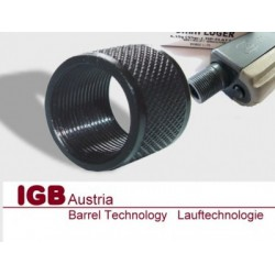 IGB Barrel Thread Protector...