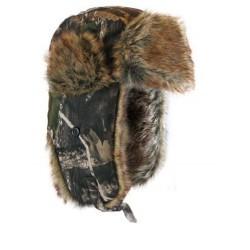 Hat Camo & Fur