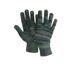 Glove Lined Knit Camo