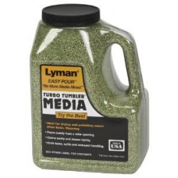 Lyman Turbo Tumbler Media...