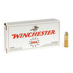 Win Clean 357 Mag 125 gr JSP