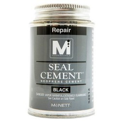 McNett Seal Cement 4oz Black