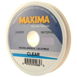 Maxima Leader Spool Clear...