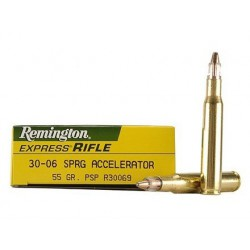 Remington 30-06 Spg 55 gr...