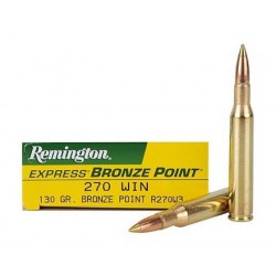 Remington 270 Win 130gr...