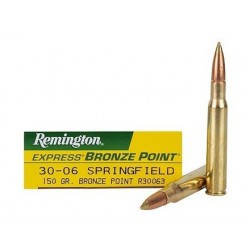 Remington 30-06 Spg 150gr...