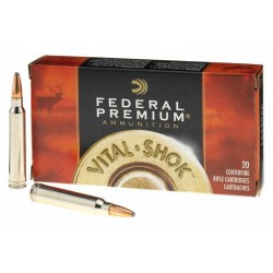 Federal Premium 270 Wby Mag...