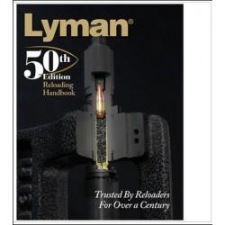 Lyman Reloading Handbook 50th