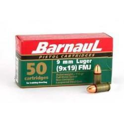 Barnaul 9mmx19 115 gr FMJ