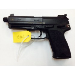 USED H&K USP Tactical 9mmx19