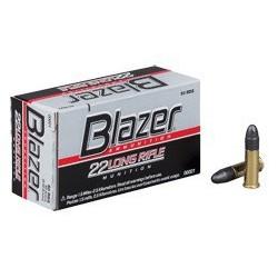 CCI Blazer 22 LR 40gr Solid