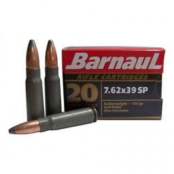 Barnaul 7,62x39 125 gr SP