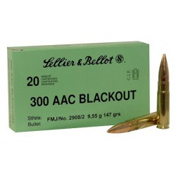 Sellier & Bellot 300 AAC...