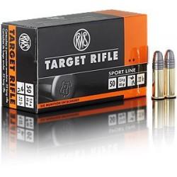 RWS Target Rifle 22 lr