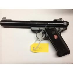 USAGÉ Ruger MKII Target 22lr