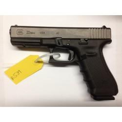 USAGÉ Glock 22 Gen4 40 S&W