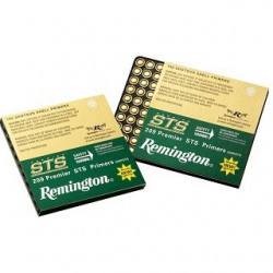 Remington STS amorce 209