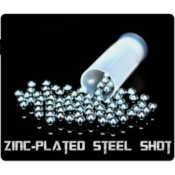 BPI Zinc Plated Steel Shot 6
