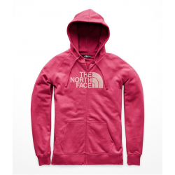 TNF W HALF DOME FULL-ZIP...