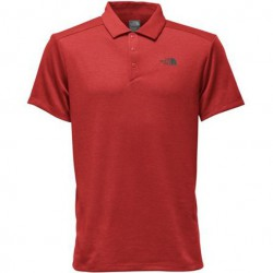 TNF	M SHORT-SLEEVE CRAG POLO