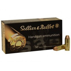 Sellier & Bellot 10mm Auto...