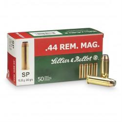 Sellier & Bellot 44 Rem Mag...