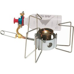 CD MSR DRAGONFLY STOVE