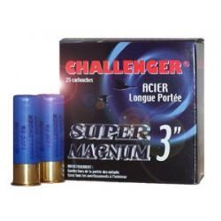 Challenger Acier 12 Ga 3'' 1