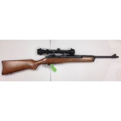 Used Ruger Ranch rifle 7.62x39