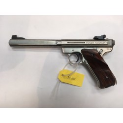 USED Ruger MKIII...
