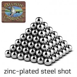 BPI Zinc Plated Steel Shot BBB