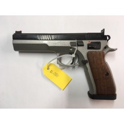USED CZ Tactical Sport 40 S&W