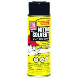 G96 Nitro Solvent 6 oz